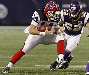Buffalo Bills Quarterback Ryan Fitzpatrick