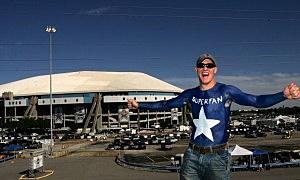 Dallas Cowboys Stadium Parking