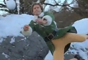 buddy the elf shock and awe