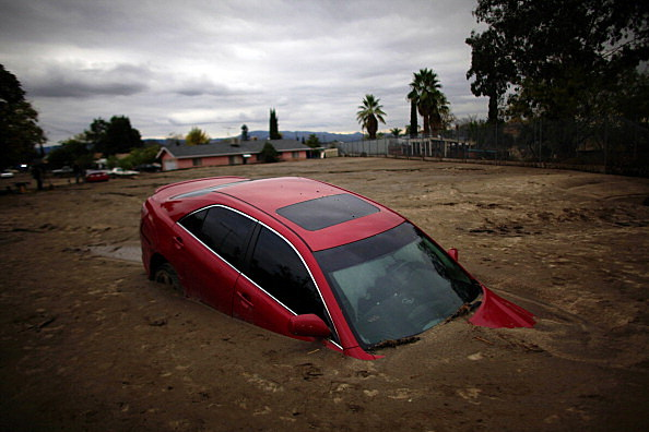 Southern California Recovers From Days Of Heavy Rains