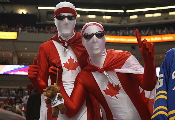 Canadian guy