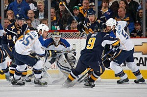 Sabres Vs. St.Louis
