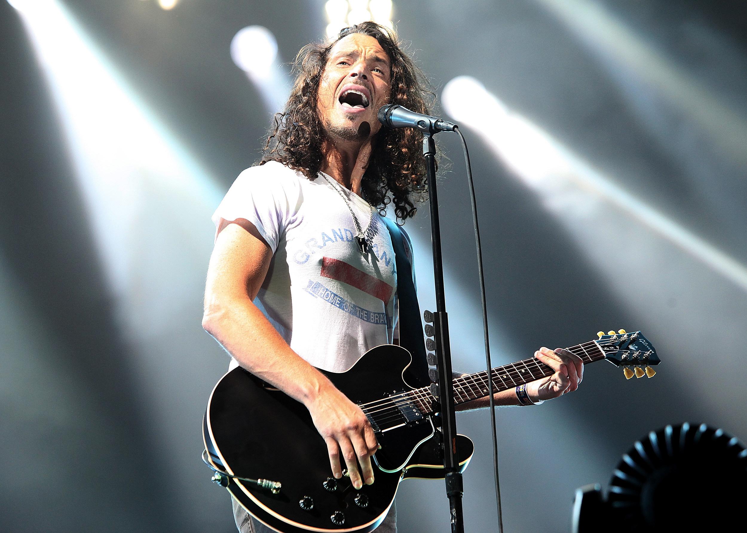 Soundgarden Denver Tour