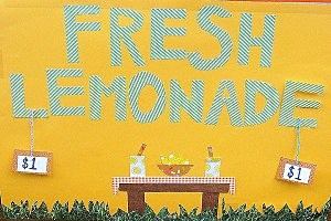 Fresh Lemonade Stand