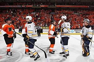 Buffalo Sabres v Philadelphia Flyers - Game Seven