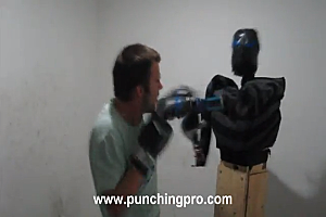 PunchingPro Boxing Robot