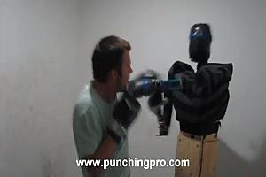 PunchingPro Boxing Robot