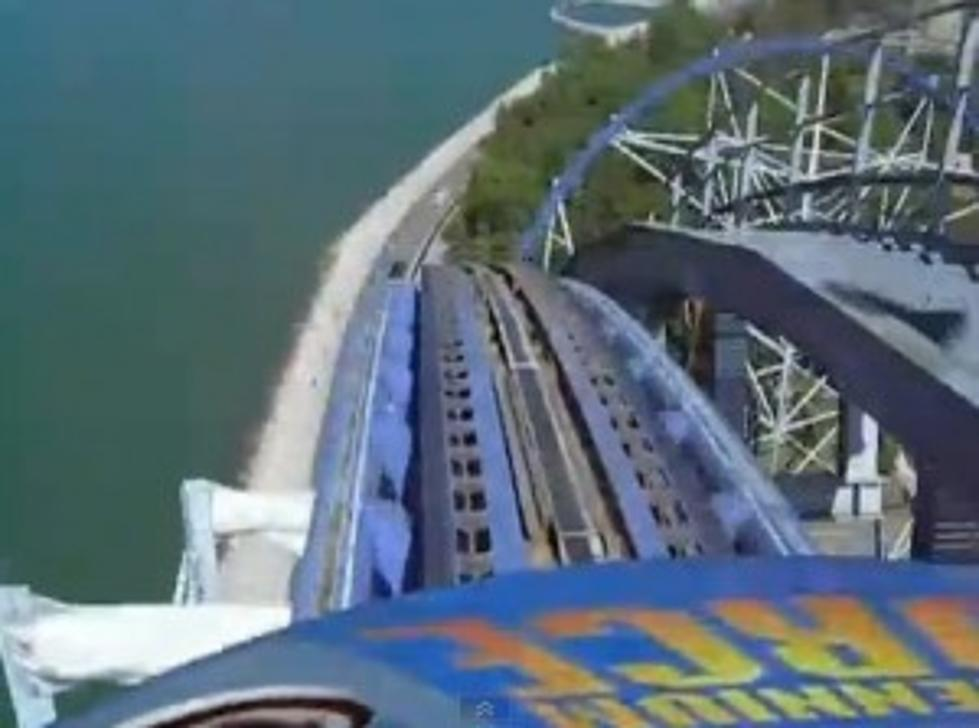 Our Favorite Roller Coasters You Can Drive To VIDEO - Roller coaster on a cruise ship