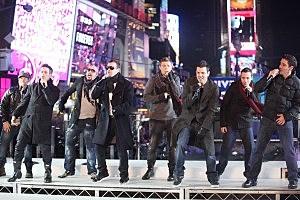 New Kids on the Block/ Backstreet Boys
