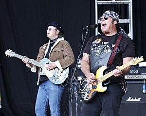 Creedence Clearwater Revisited performs tonight at ArtPark