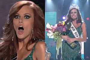 Miss. California wins Miss. U.S.A