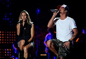 Kid Rock and Sheryl Crow team up