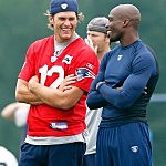 Brady and Ochocinco Team Up