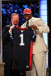 Marcell Dareus was the First Overall Pick for the Buffalo Bills in the 2011 Draft