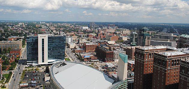 Buffalo Cityscape