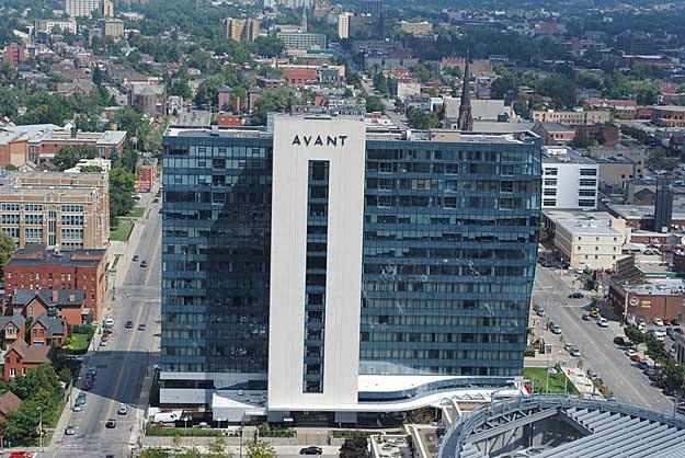Avant Building