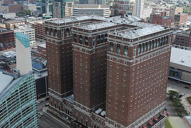 Statler Building in Buffalo, NY