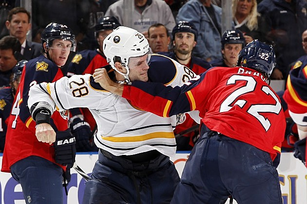 Buffalo Sabres v Florida Panthers