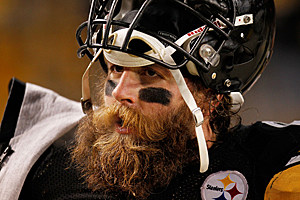 Brett Keisel - Pittsburgh Steelers