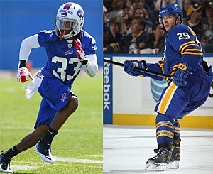 Buffalo Bills, Buffalo Sabres
