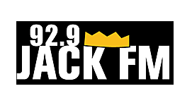 92.9 Jack FM -- Playing W