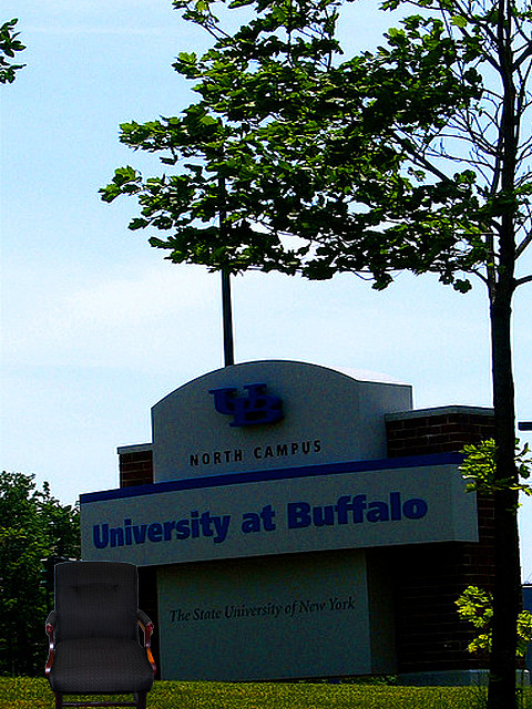 Eastwooding University of Buffalo