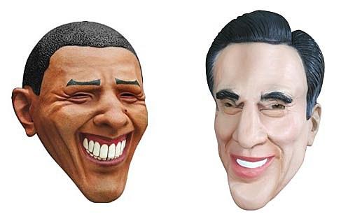 Presidential Masks