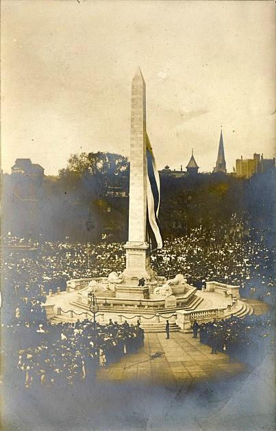 McKinley Monument Buffalo NY ebay nang957