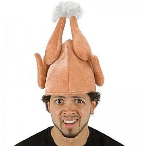 Raw Turkey Hat