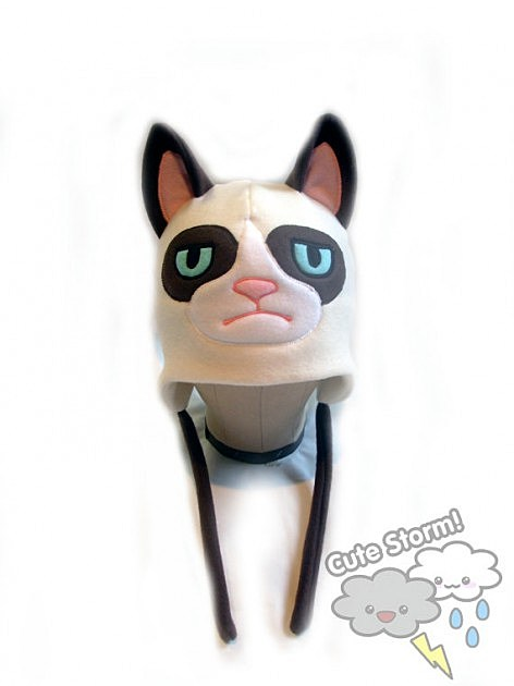 grumpy cat hat CuteStorm