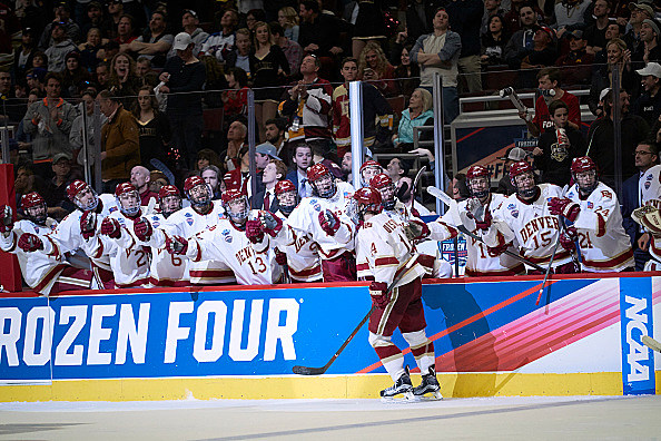 University of Denver vs University of Minnesota Duluth, 2017 NCAA Division I Men's Ice Hockey National Championship