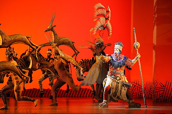 Disney's The Lion King stage musical